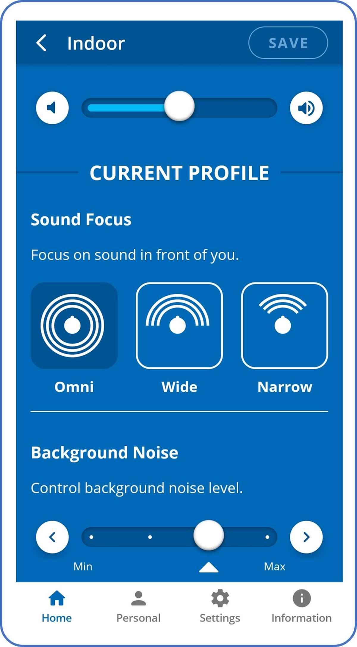 Sound Focus Framed 2