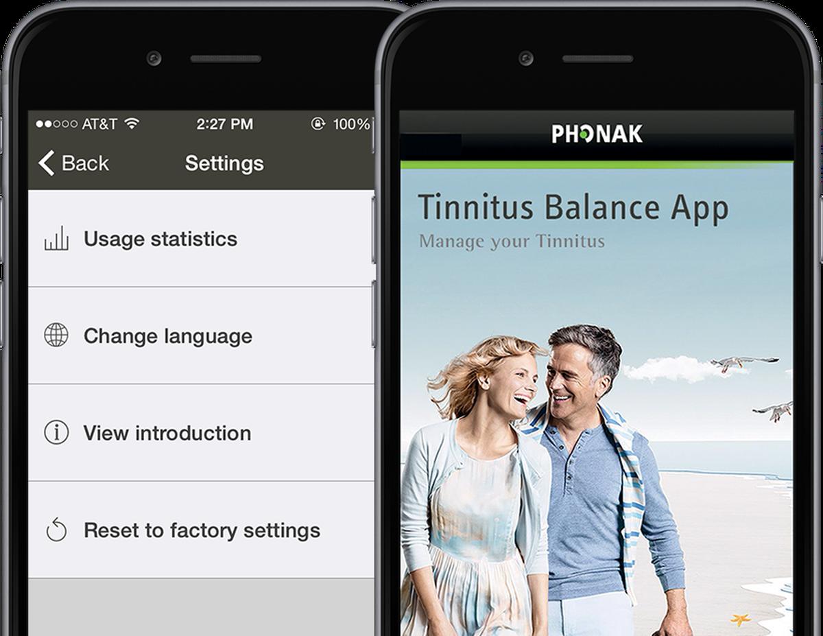 Tinnitus Balance App
