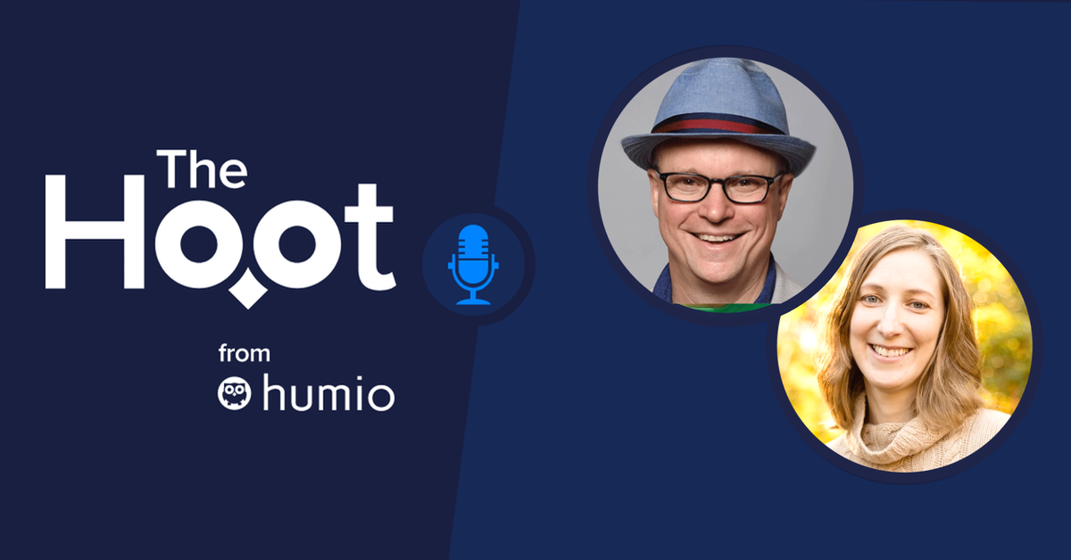 The Hoot - Episode 26 - The New Stack with Alex Williams and Libby Clark