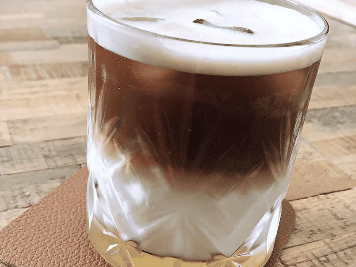 lækker iskaffe