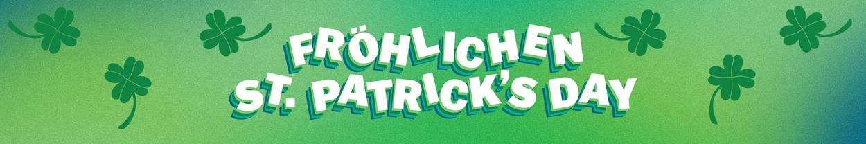 St. Patrick's Day Socks