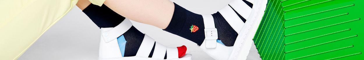 Embroidery Socks