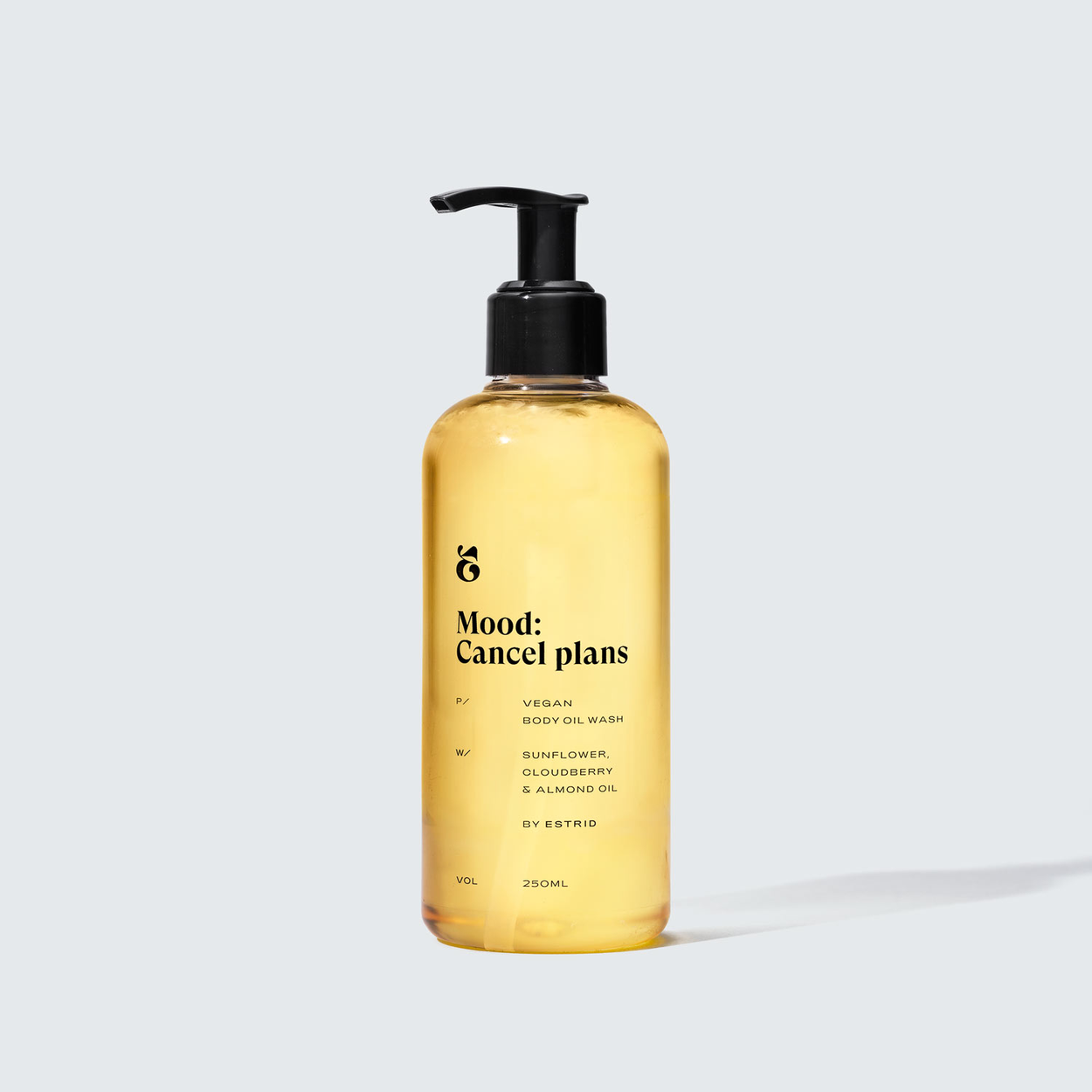 Estrid Vegan Body Oil Wash