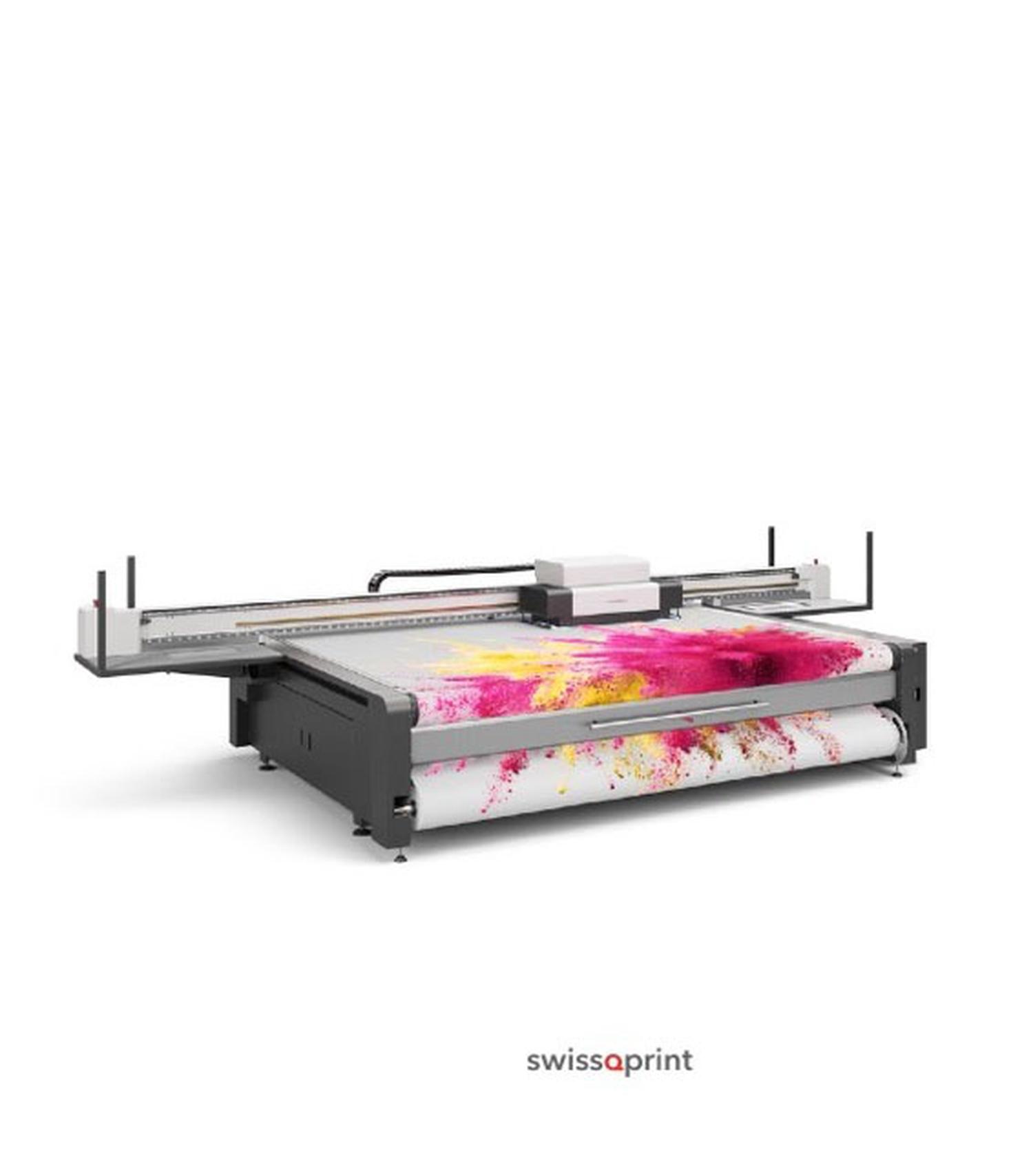Brochure flatbed printers © swissQprint