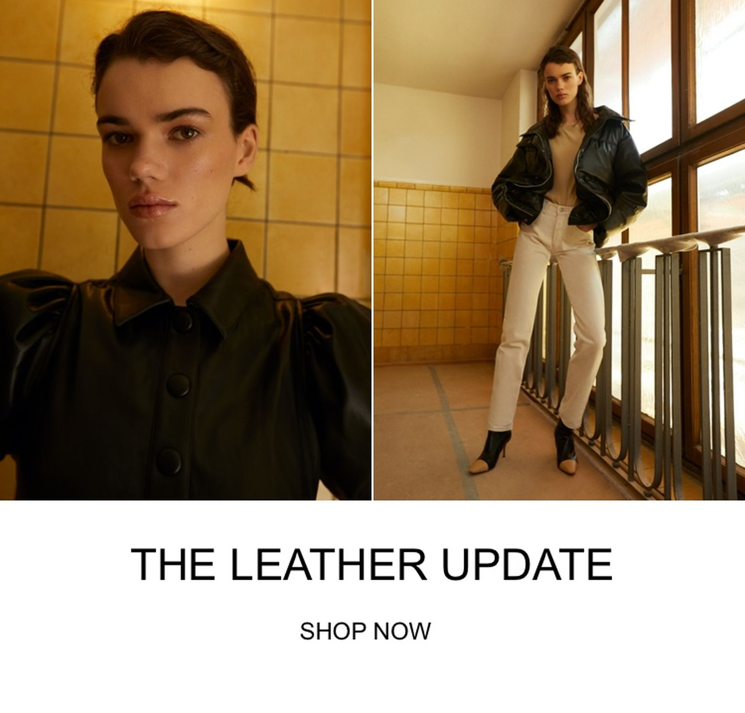 the leather update