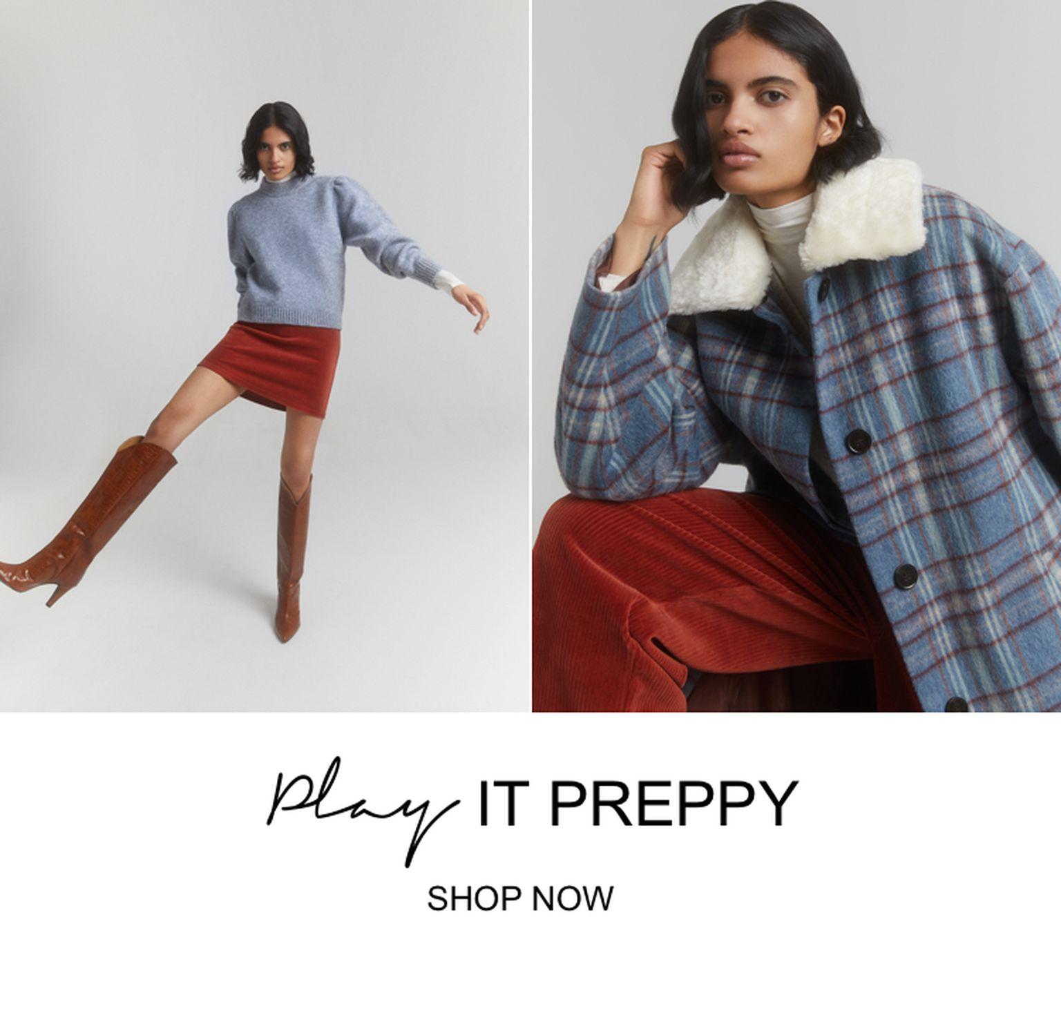 play it preppy