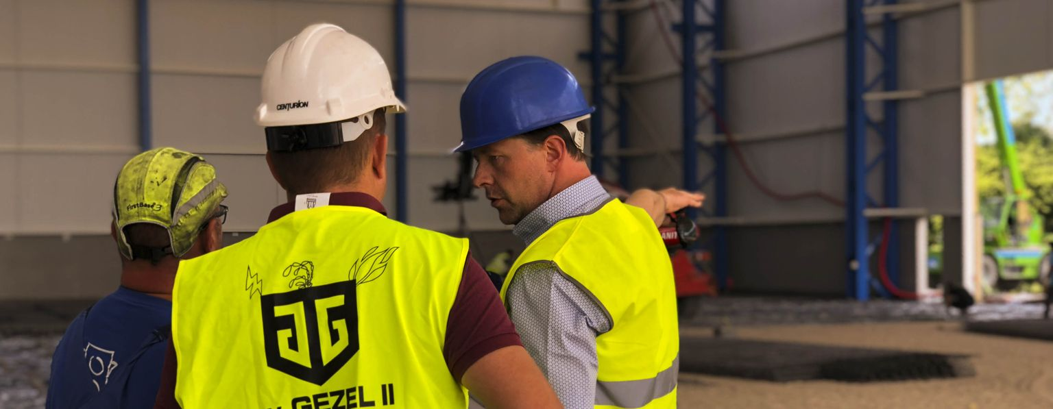 Projectleiders HVAC in gesprek