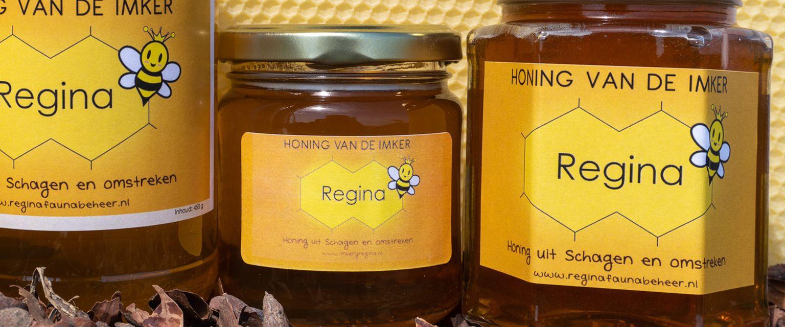Honing van Imkerij Regina