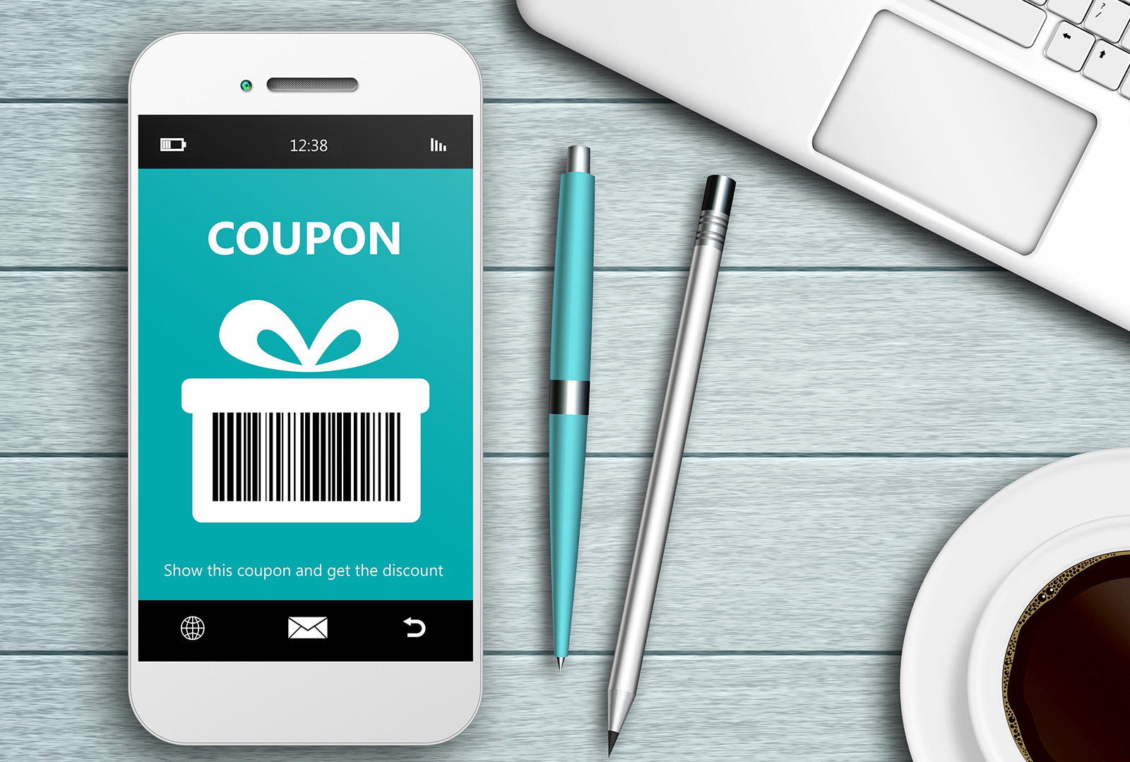 LINK Mobility - Mobile Coupon