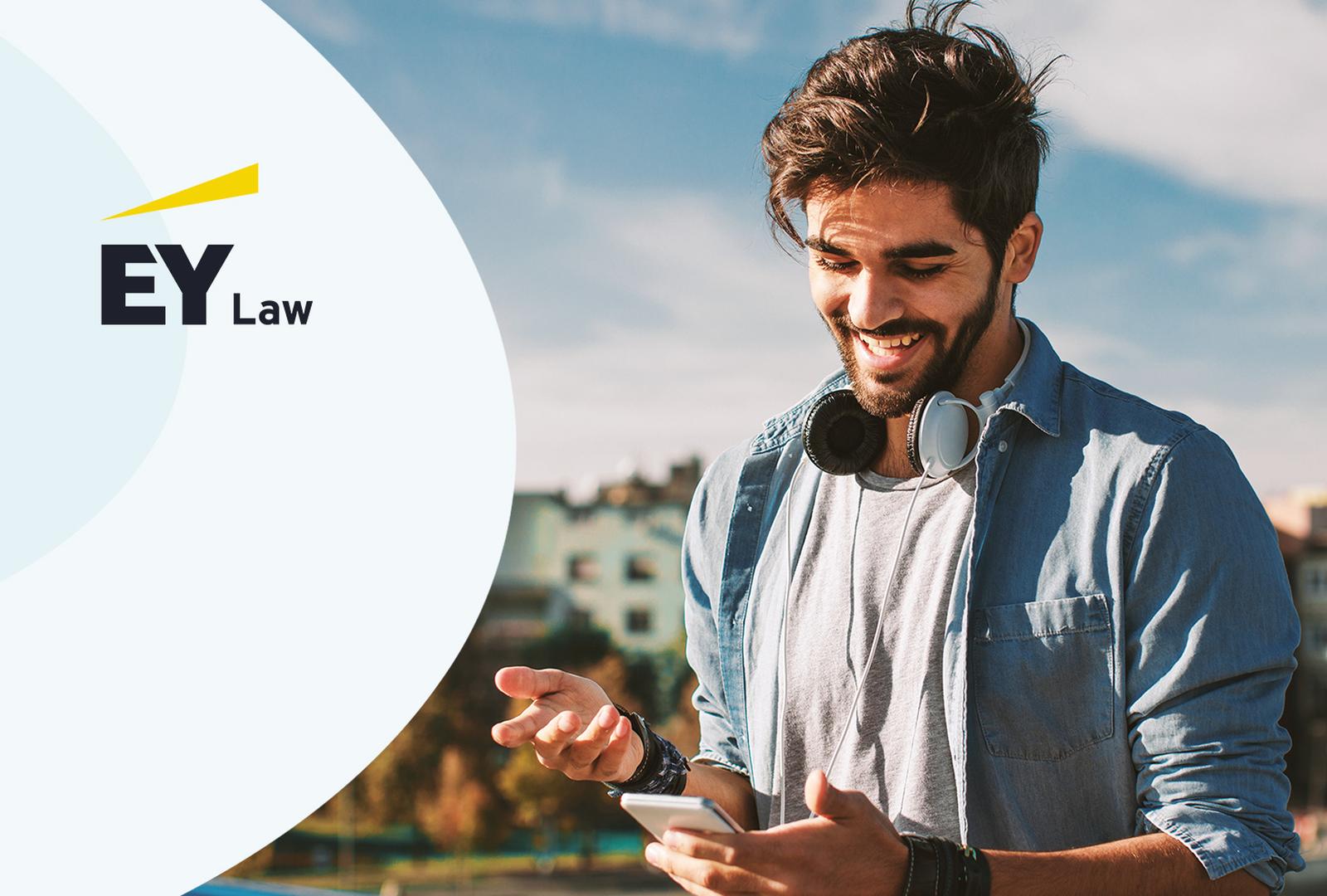 LINK Mobility -  Webinar mit EY Law zum Thema Whatsapp Business: Digitalisierungstreiber oder Privacy Killer?