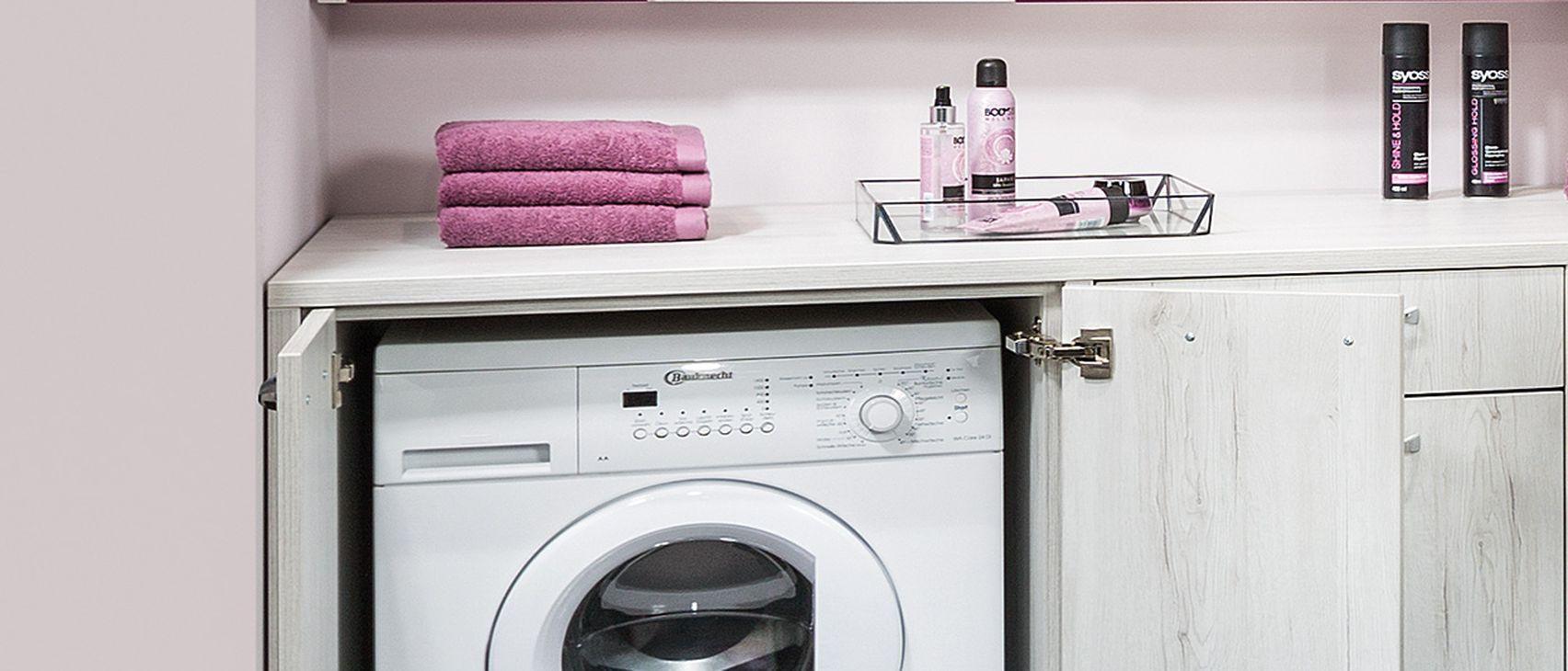 Waschmaschinenschrank Verbau nach Maß von P.MAX