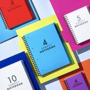 Subject notebooks