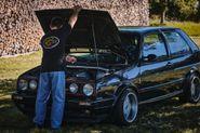 VW Golf 2 G60 Edition One