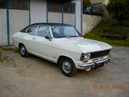 Opel Olympia A 1100SR Coupe