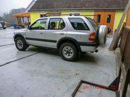 Opel Frontera B V6 (Alltag)