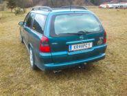 Opel Vectra B V6 (Alltag)