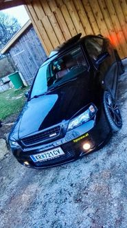 Opel Astra G Coupe Turbo