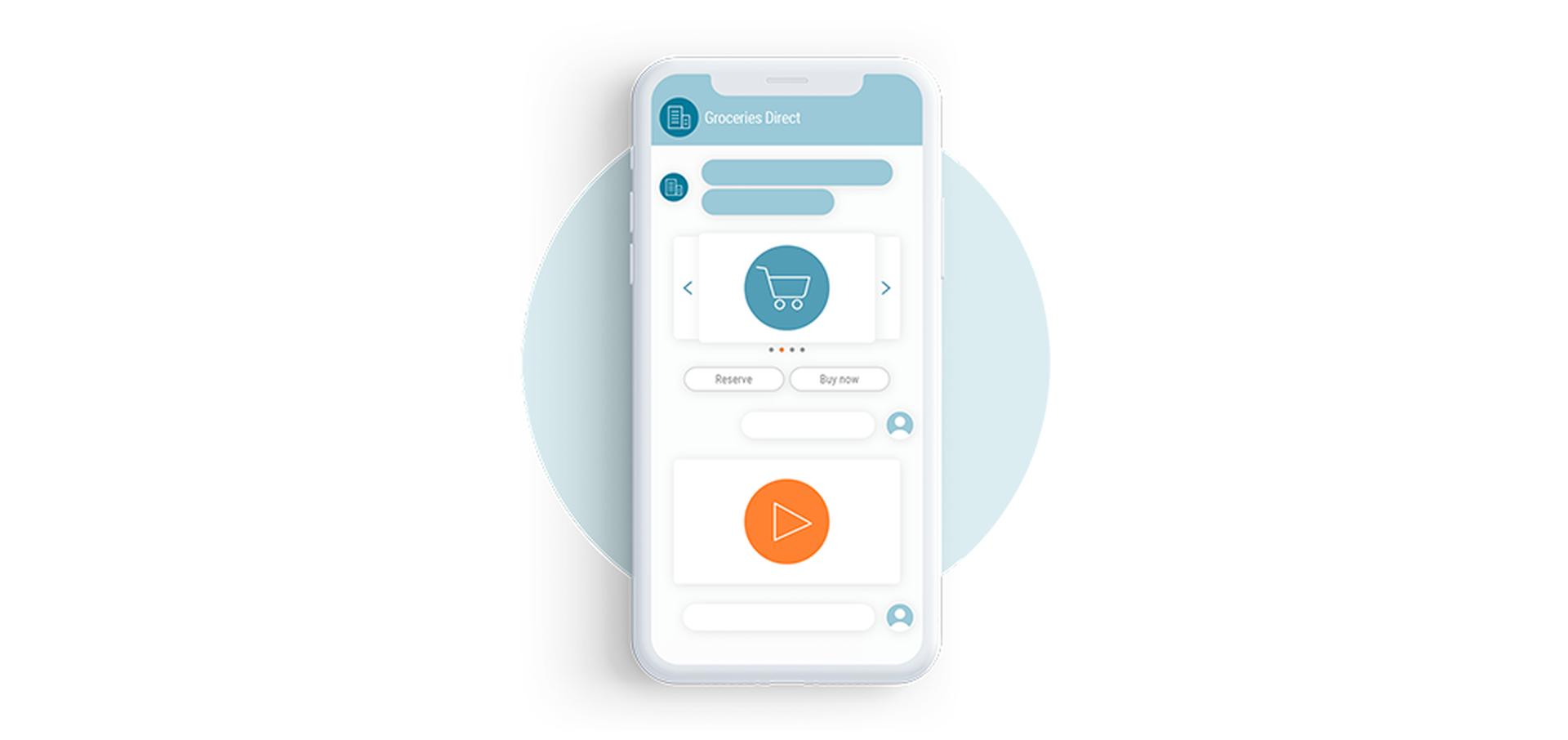 LINK Mobility - Mobile Kommunikationskanäle ermöglichen Interaktion mit Ihren Kunden