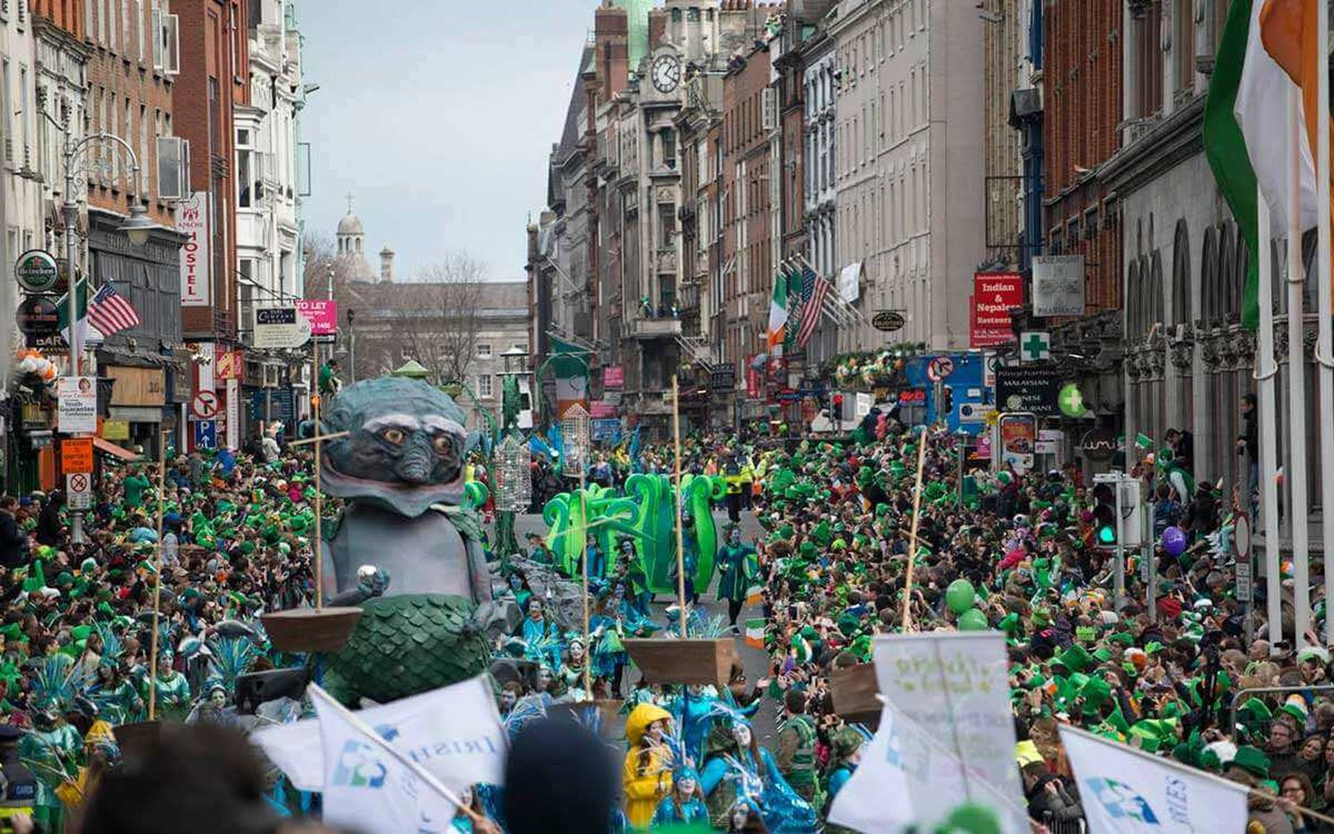 Phoenix St Patricks Day Events 2020.St Paddy S Day In Ireland