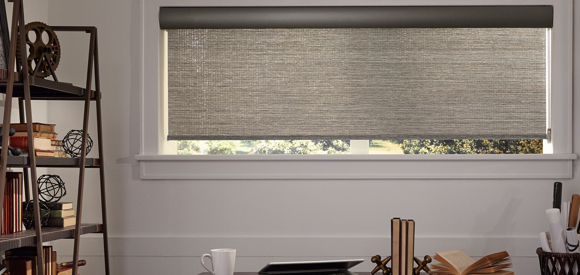 How To Choose The Right Roller Shades To Accentuate Your Industrial Chic Home Stoneside
