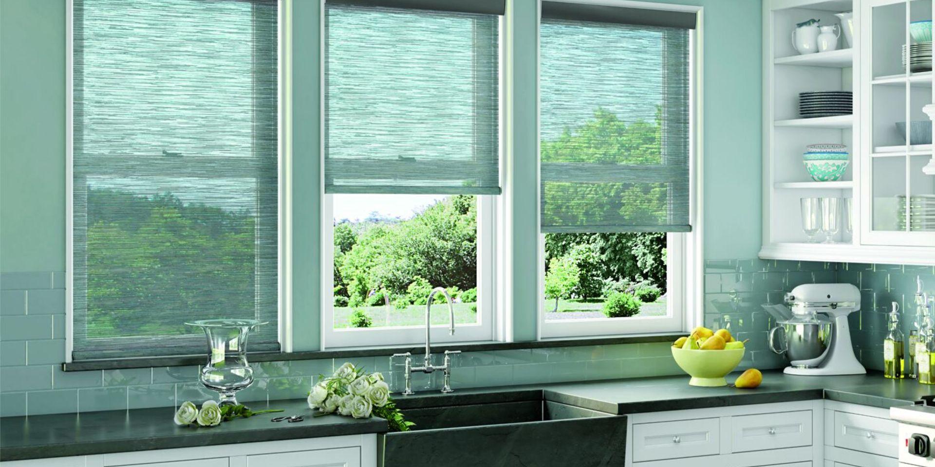 12 Kitchen Window Treatment Ideas for a Fresh Look   Stoneside