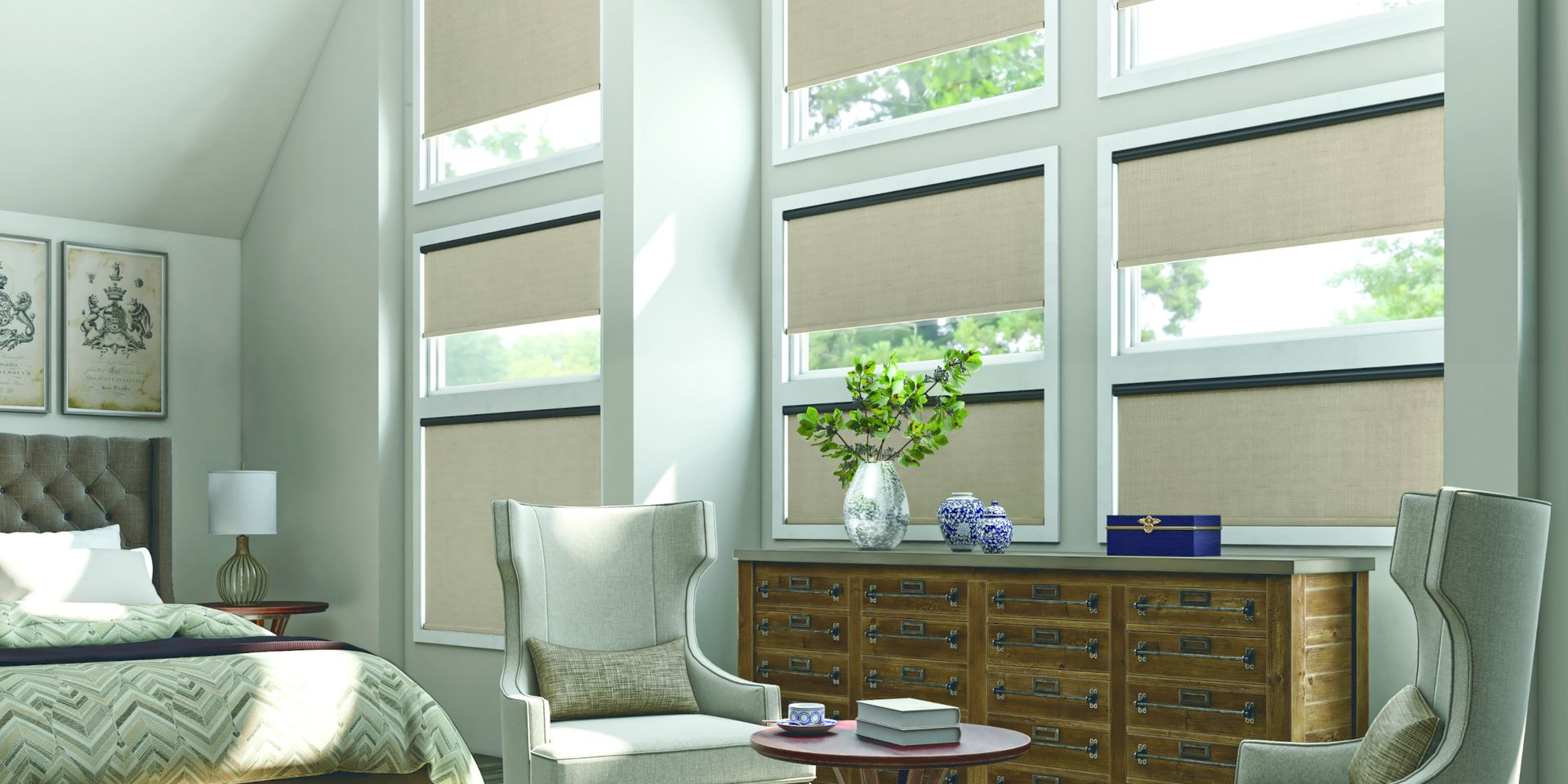 How to Choose the Right Motorized Blinds and Shades for Your Home