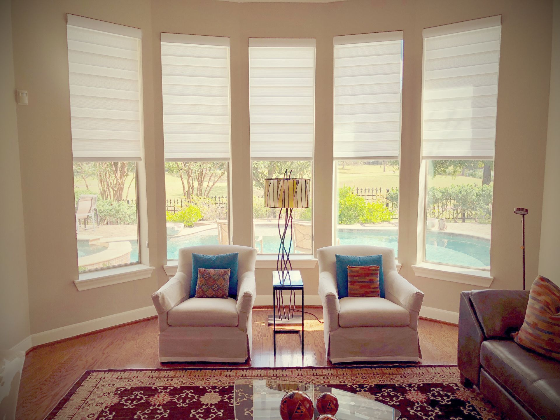 5 Bay Window Treatment Ideas To Try For The Summer Stoneside