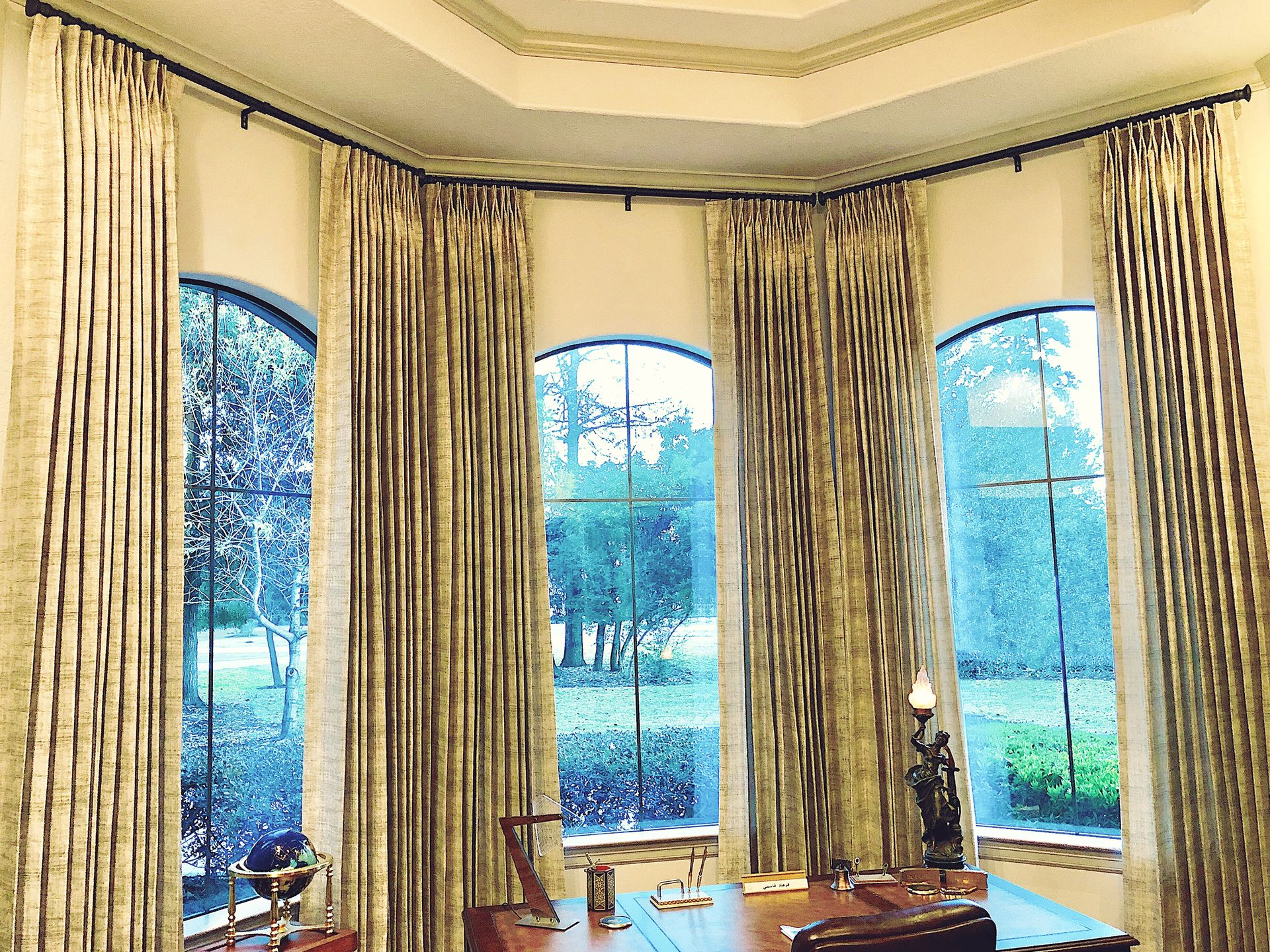 Give Your Home The Perfect Look With These Rustic Window Treatments Stoneside