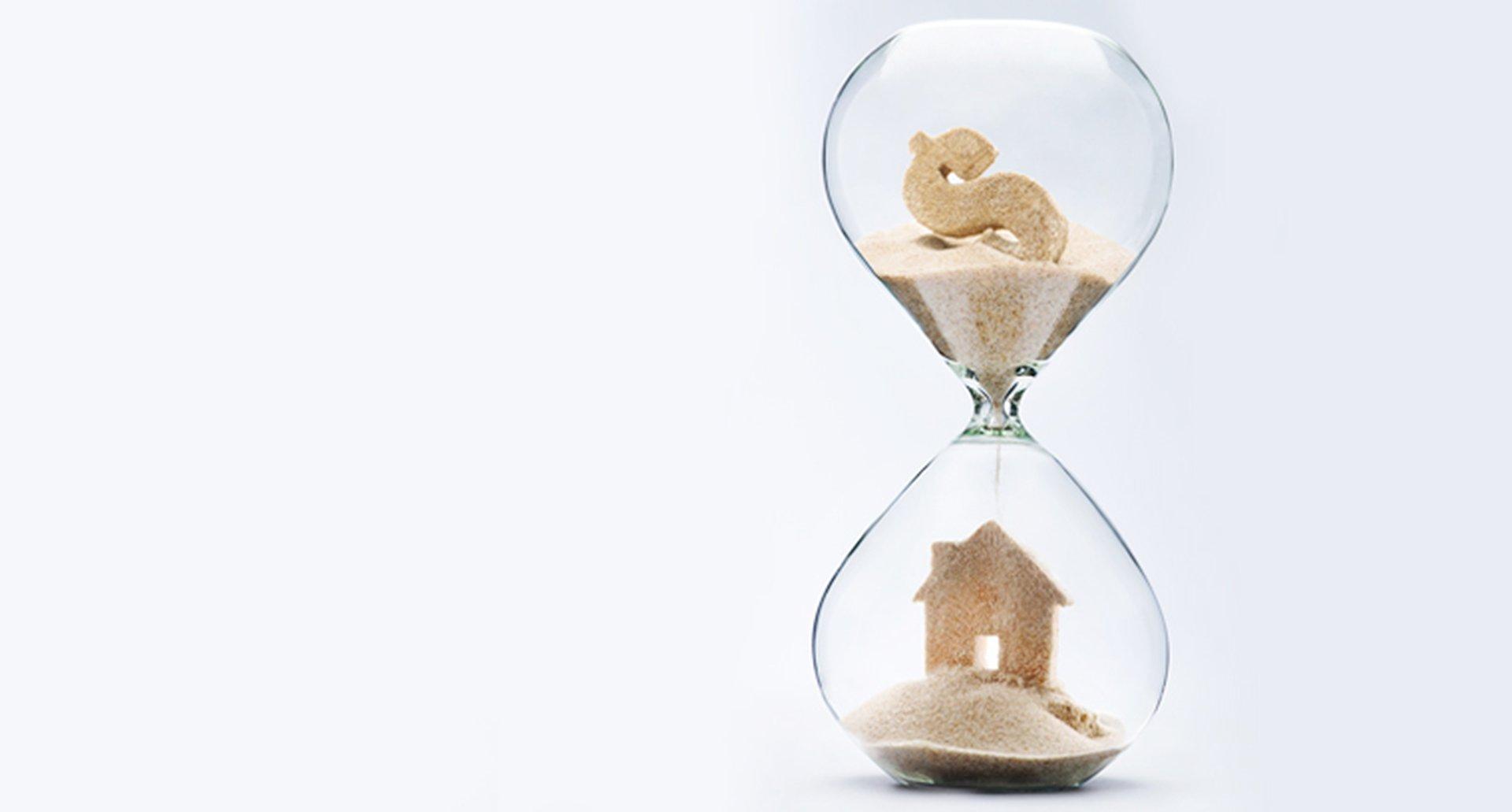 Mit der Zeit verändert sich der Wert einer Immobilie