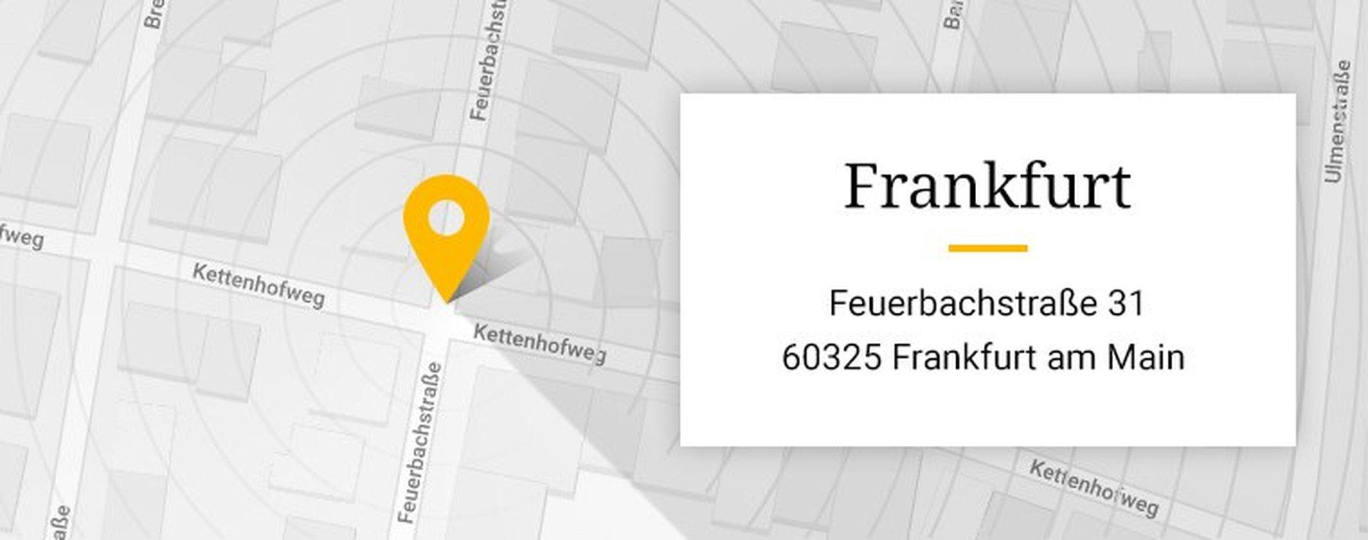 McMakler-Standort in der Feuerbachstrasse 31