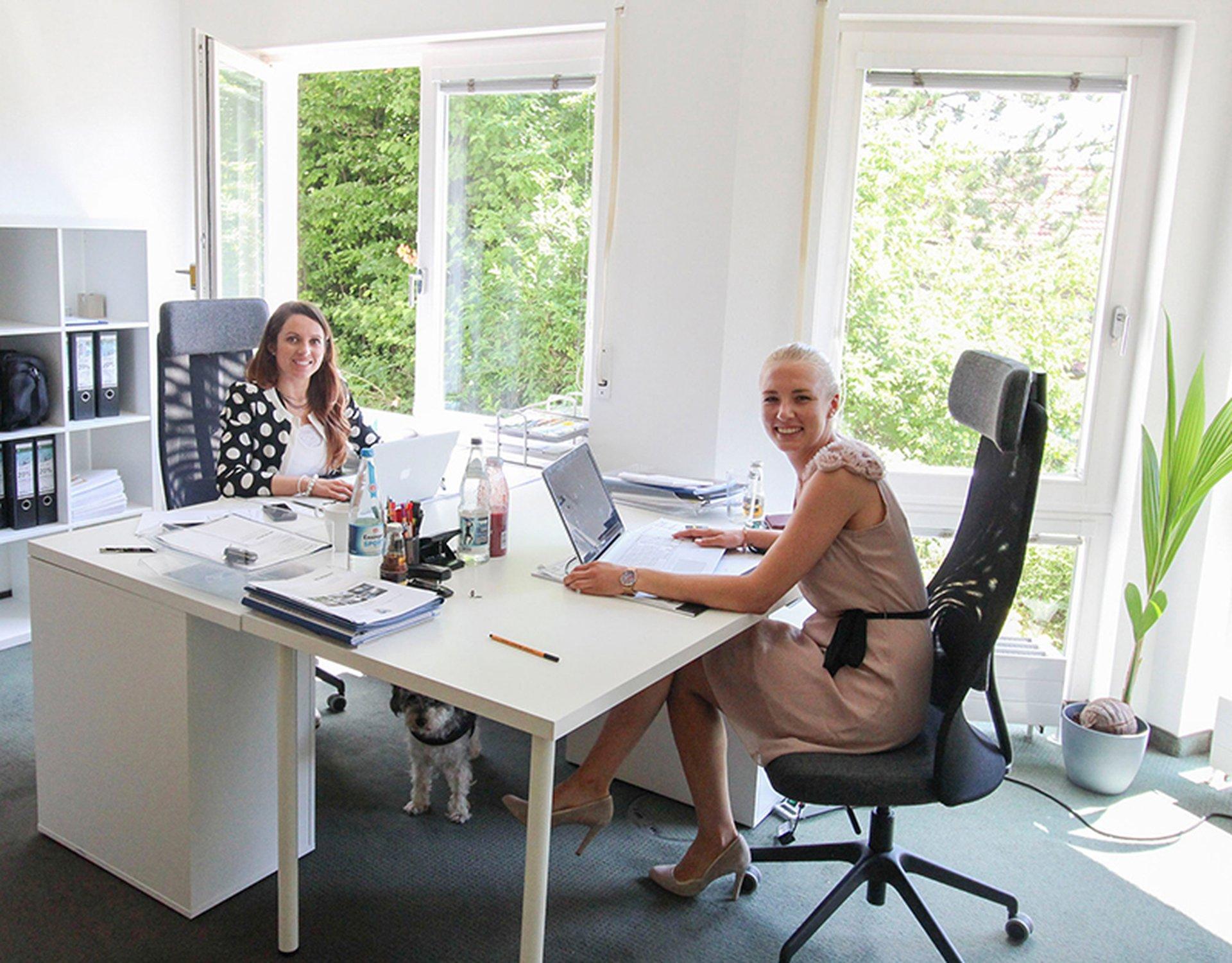 Immobilienmaklerinnen von McMakler in Stuttgart