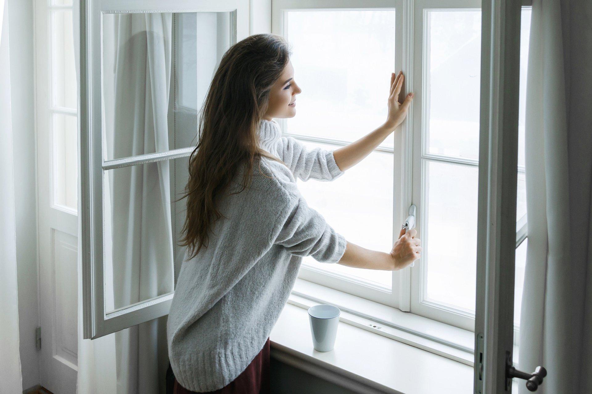 Fenster im Winter: Tipps gegen beschlagene Fenster