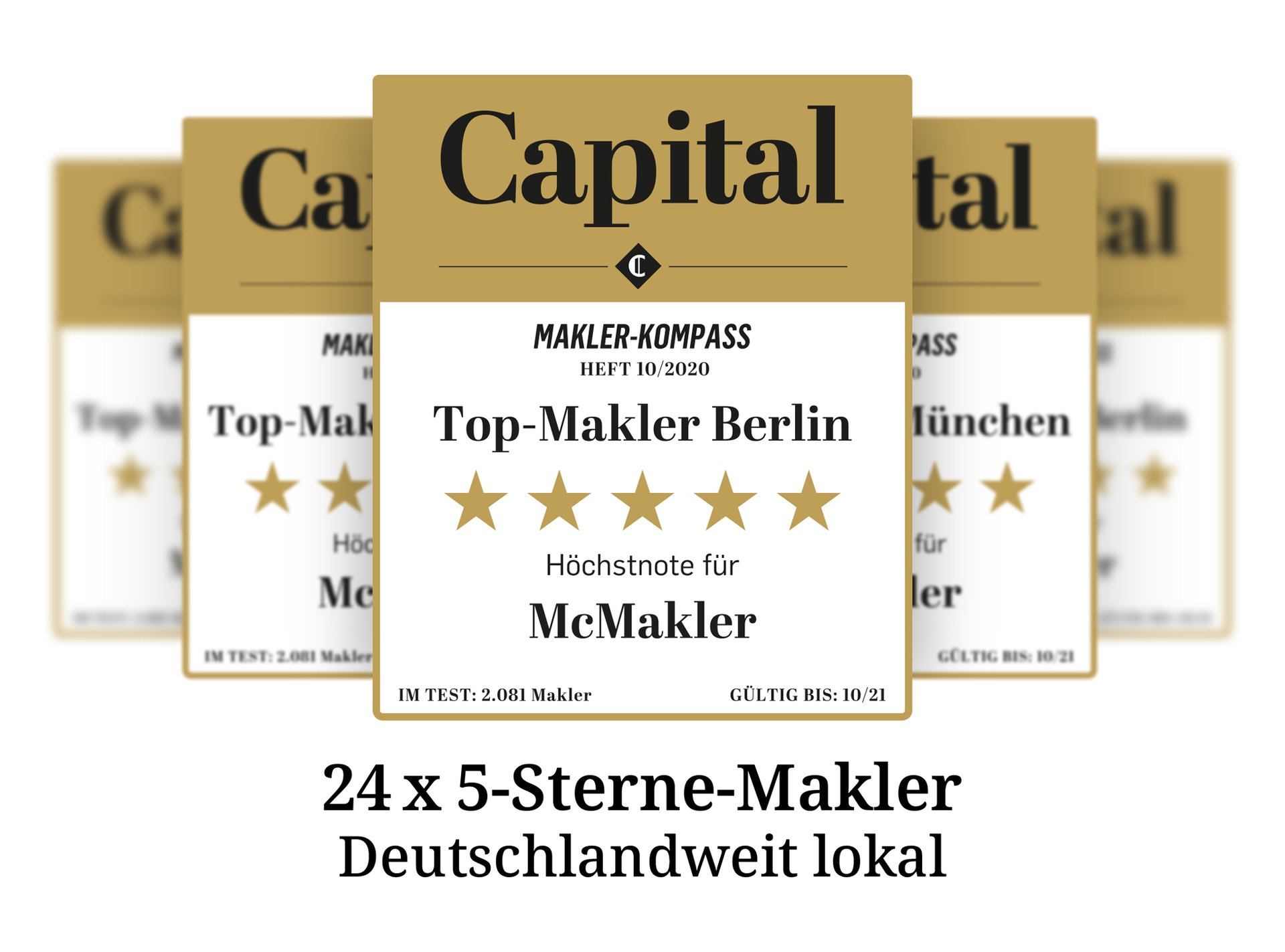 McMakler Capital-Siegel 2020