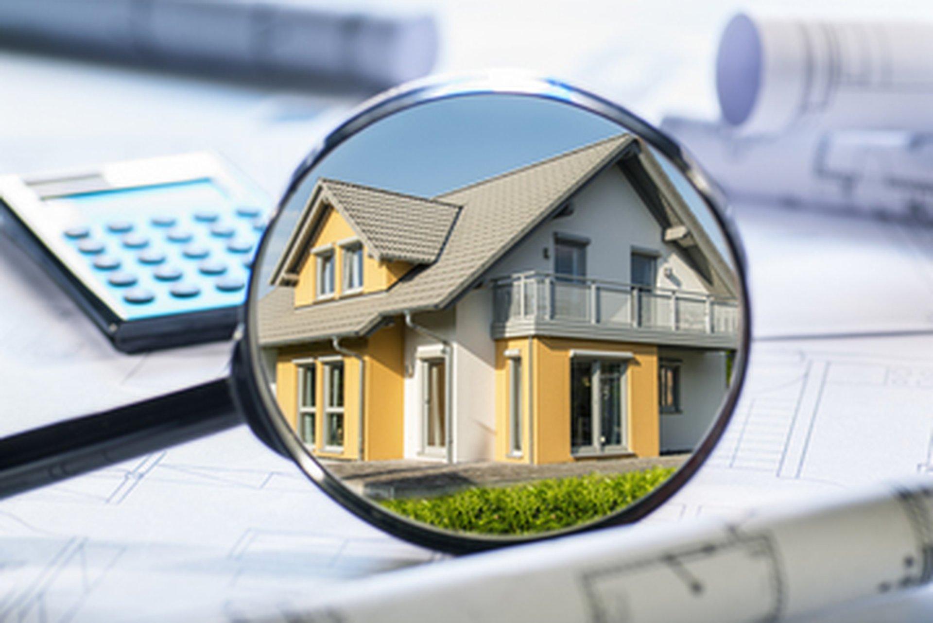 Alles zum Wertgutachten für eine Immobilie