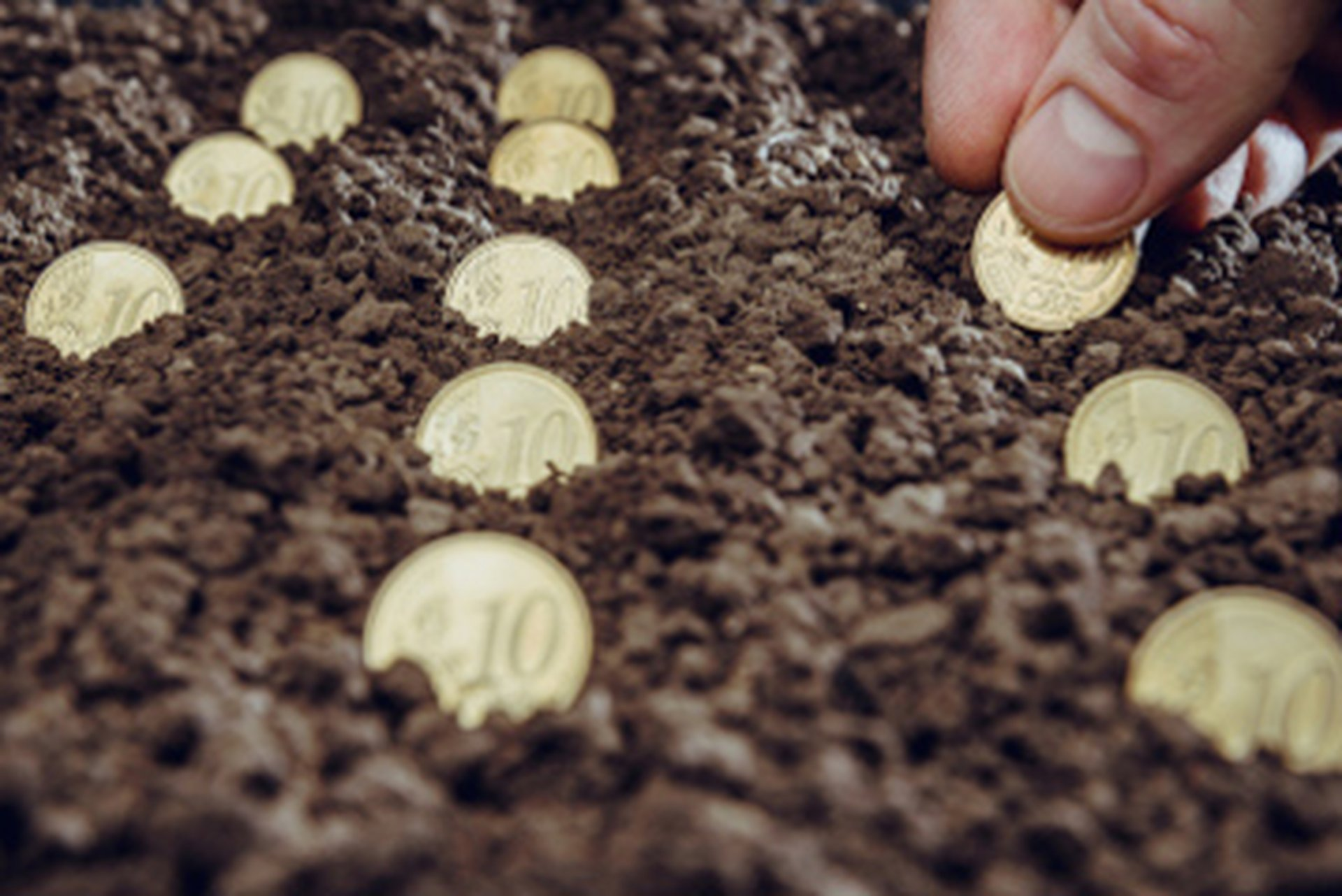 Der Bodenrichtwert wird zur Grundstücksbewertung genutzt