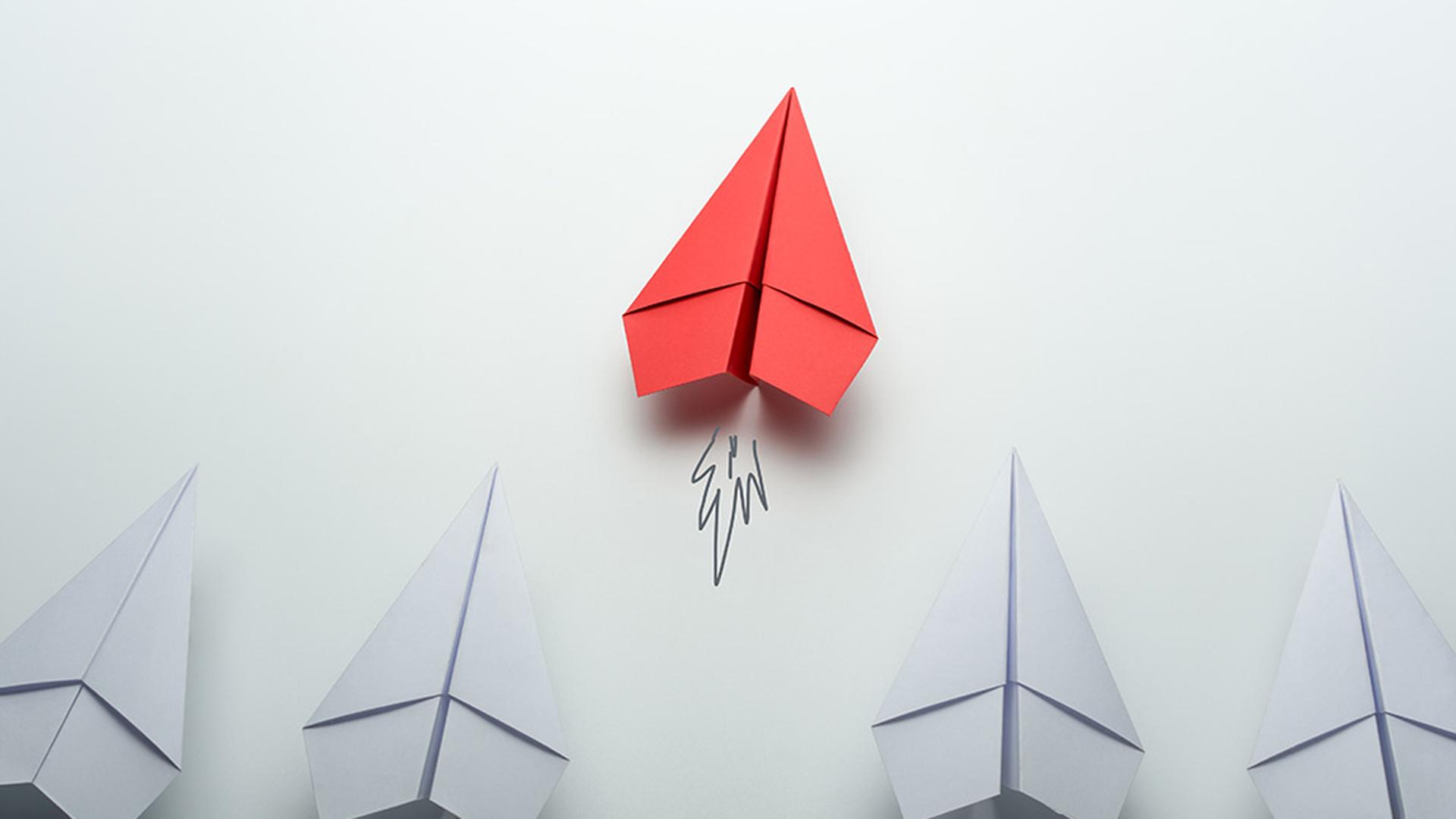 LINK Mobility - RCS Evolution oder Revolution Papierflieger startet durch