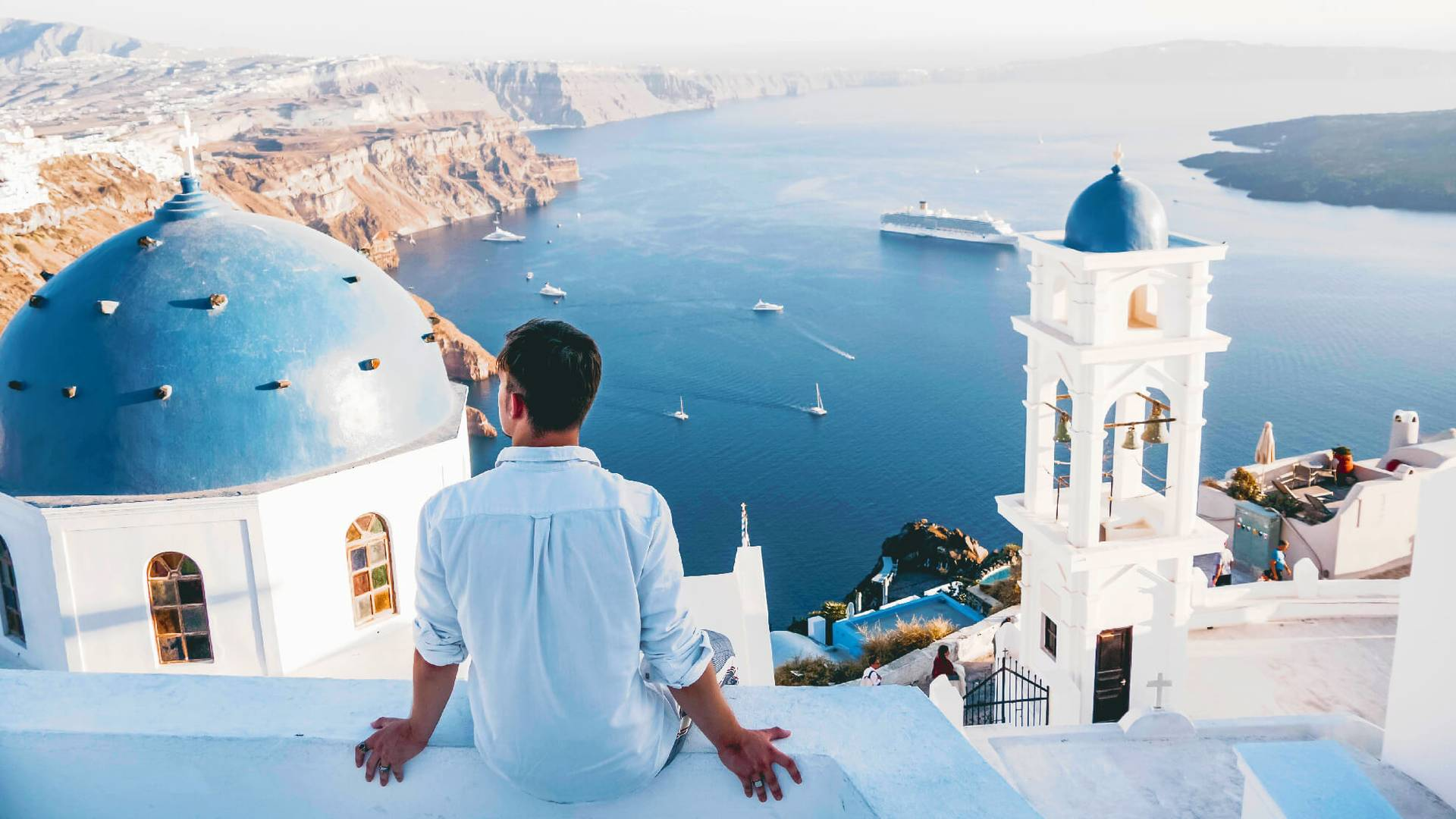 The Greek Islands Ef Ultimate Break