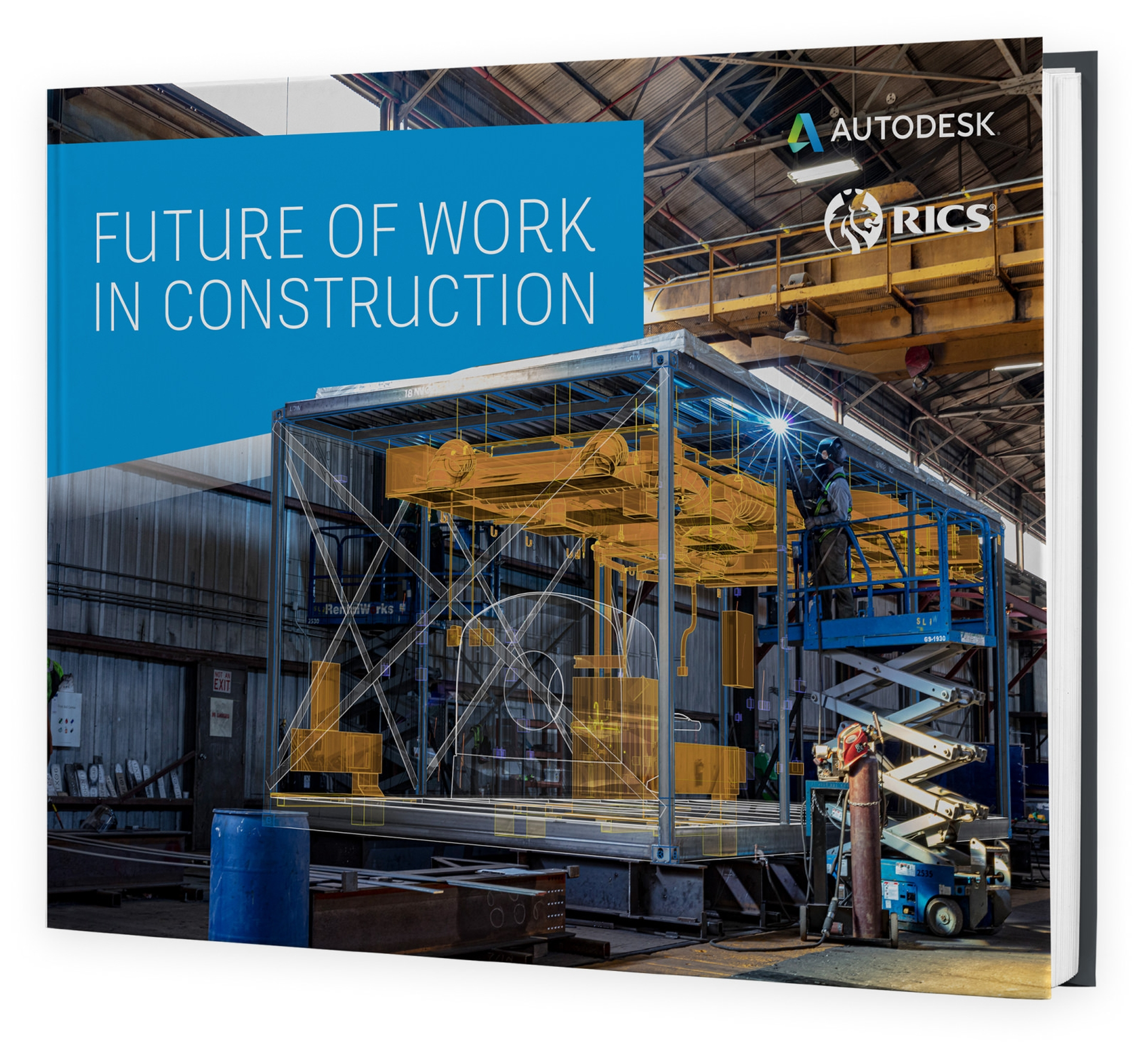 Autodesk used on manufacturing facility construction