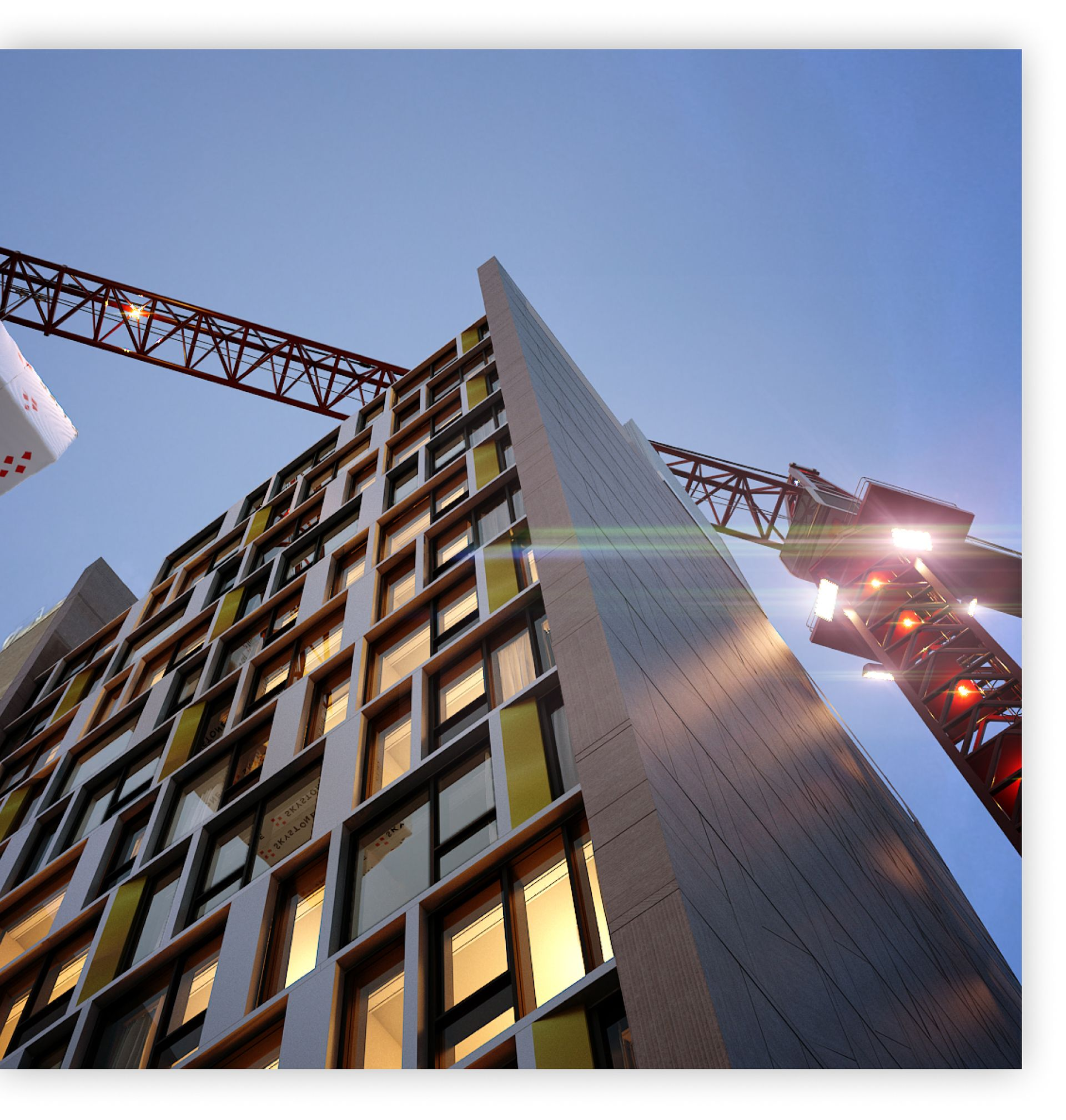 Autodesk used by commercial General Contractors on Hotel projects