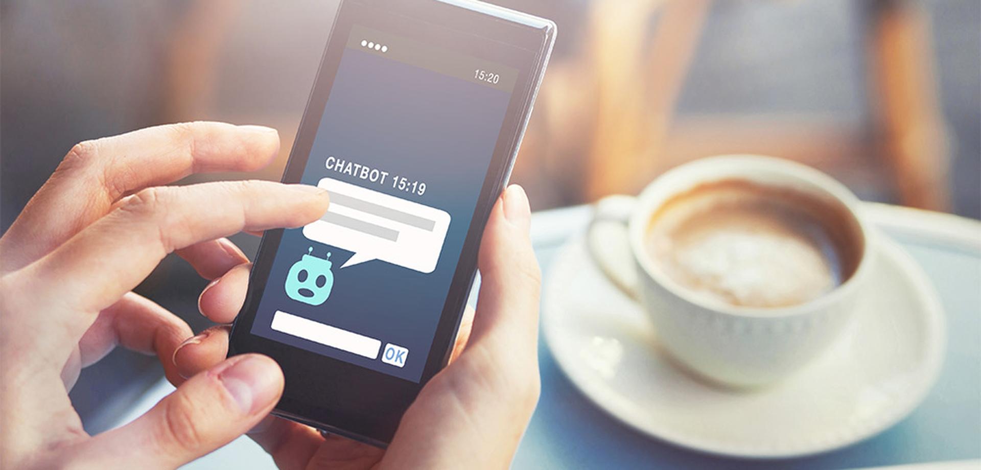 LINK Mobility - Chatbot am Smartphone nutzen