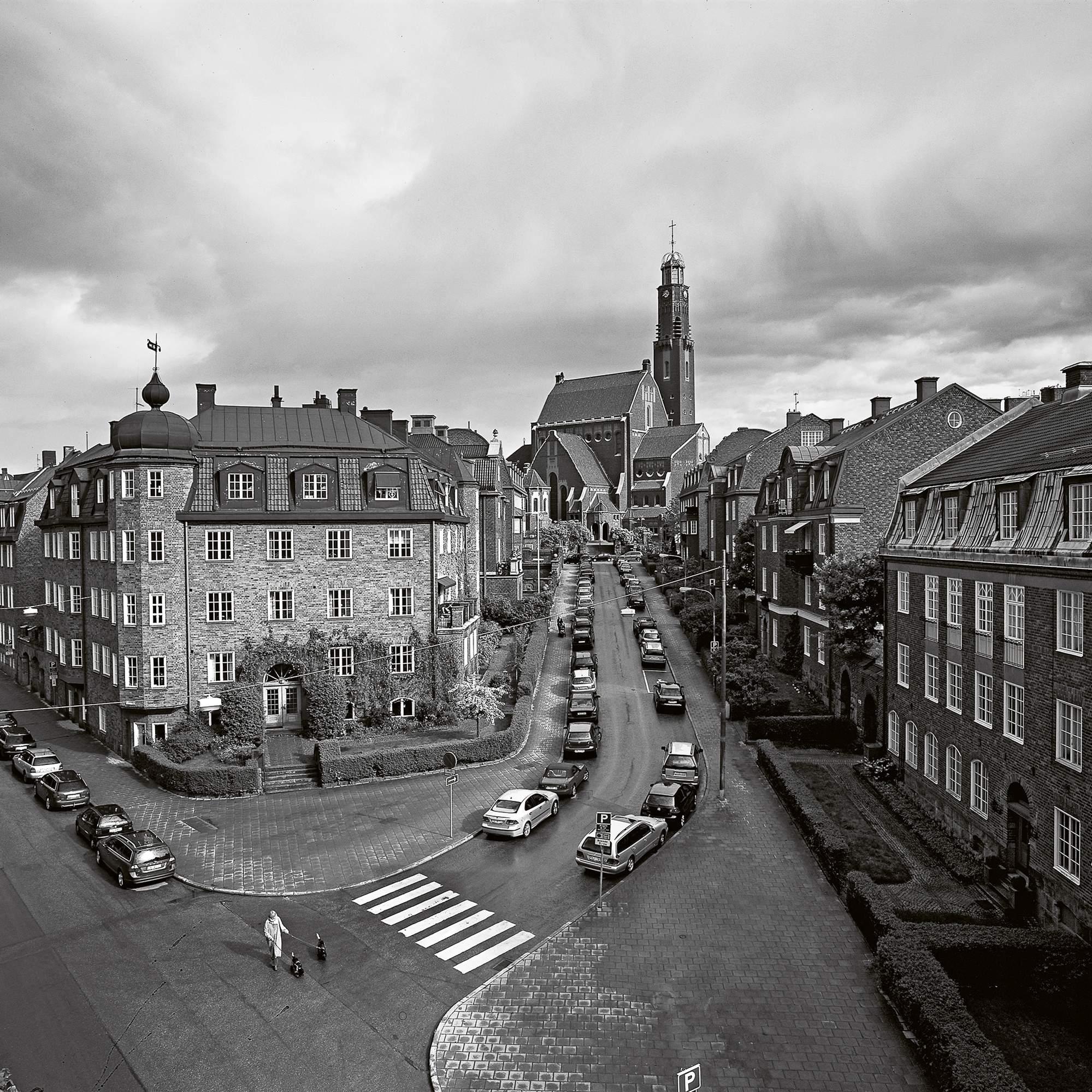 Lärkstan, Sweden