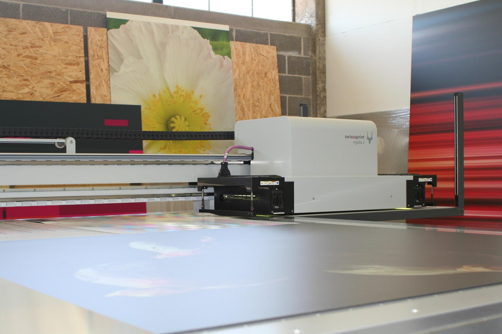 Courpalux Printer © swissQprint