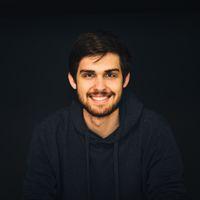 Portrait von Samuel Rhyner, Gründer von Code Crush