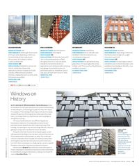 PIXA Screen Featured in Architectural Record SNAP Magazine