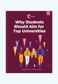 Why Students Should Aim for Top Universities eBook
