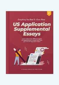 US Application Supplemental Essays eBook