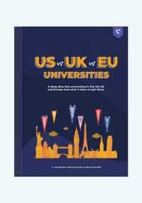 US vs UK vs EU Universities ebook