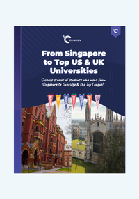 From Singapore to Top US and UK Universities