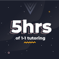 image saying 5hrs of tutoring