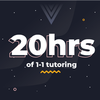 20hrs of tutoring